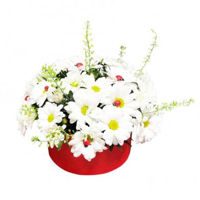 """Цветы в коробке """"Нектар"""""""